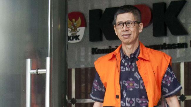 Eks Kalapas Sukamiskin Didakwa Ancaman 20 Tahun Penjara
