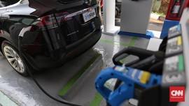 Gaikindo Usul Mobil Listrik Impor Dulu Sebelum Rakit Lokal