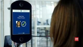 VIDEO: Maskapai AS Gunakan Pemindai Wajah, Ahli Khawatir