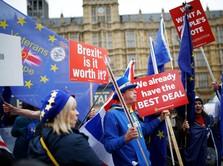 Pertumbuhan PDB Inggris Akan Makin Terpukul Jelang Brexit