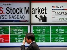 Ikuti Jejak Wall Street, Bursa Saham Asia Tancap Gas!