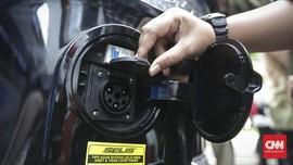 Mobil Listrik Nasional Diharapkan Beredar pada 2025