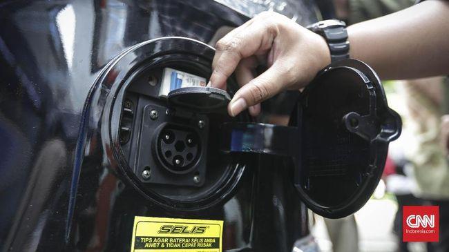 Grab Masih Pelajari Ekosistem Mobil Listrik di Indonesia