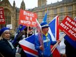 Inggris Cerai dari Uni Eropa Pekan Depan, Pasar Sudah Siap?