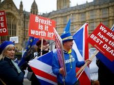 Negosiasi Brexit Alot, Ini Saran Mantan PM Inggris Tony Blair