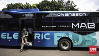 Menakar Kekuatan Bus Listrik Moeldoko untuk Transjakarta