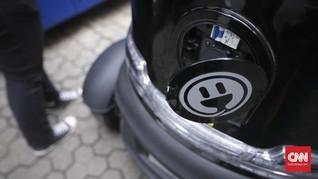 Kemenperin Rayu Korea Bangun Pabrik Baterai Mobil Listrik