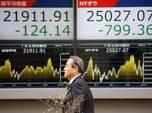 Dibatasi Rilis Data Ekonomi Jepang, Bursa Saham Asia Menguat