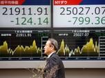 Bursa Global Tutup, Bursa Asia Berakhir di Zona Hijau