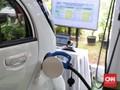 Jokowi Tanda Tangan Perpres Mobil Listrik Tahun Depan