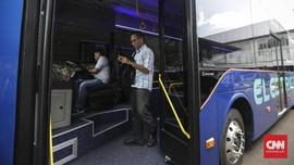 Bakrie Bakal Tingkatkan Kandungan Lokal Bus Listrik
