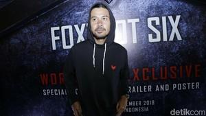 Demi 'Foxtrot Six' Chicco Jerikho Panjangkan Rambut hingga Latihan Menembak