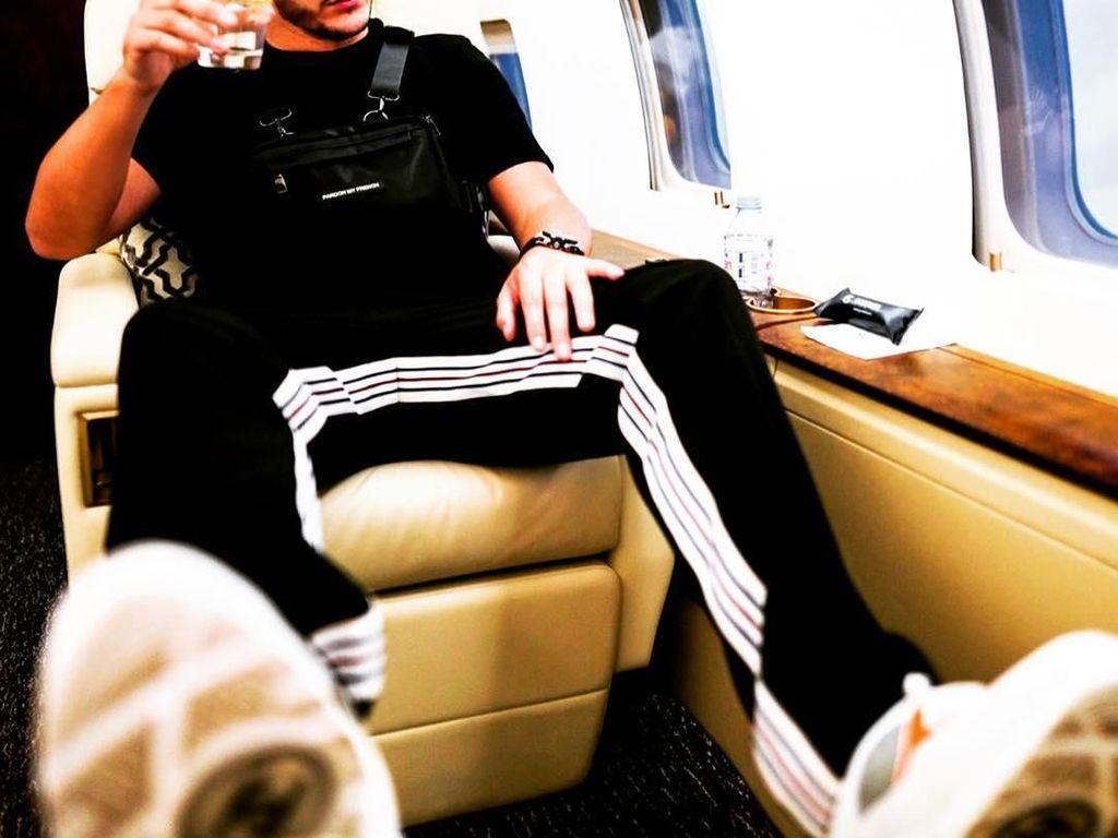 William Sami Étienne Grigahcine atau lebih dikenal sebagai DJ Snake, merupakan DJ asal Paris yang terkenal lewat lagu Turn Down for What di tahun 2013 silam.Foto: Instagram @djsnake