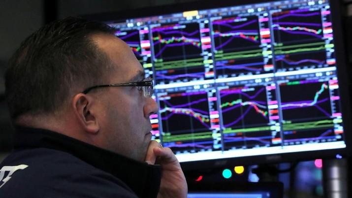 The Fed Selamatkan Wall Street dari Kehancuran