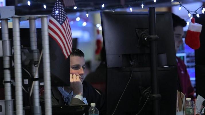 Penutupan Pemerintah AS Bikin Startup Gagal IPO