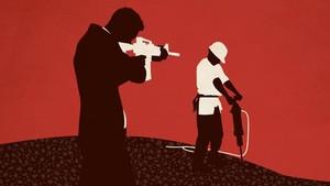 INFOGRAFIS: Lini Masa Teror Sipil Bersenjata di Papua