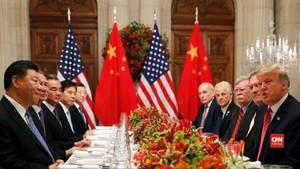 VIDEO: Perdamaian AS-China Diragukan, Wall Street Anjlok