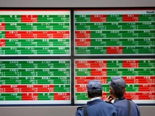 Rilis Data Ekonomi China Pukul Mundur Bursa Saham Asia