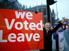 Lagi, UE Tolak Negosiasi Ulang Kesepakatan Brexit