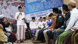 Jimly Lantik Sandiaga jadi Ketua ICMI DKI Jakarta