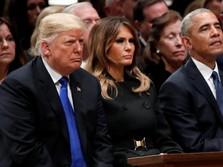 AS Chaos! Biden hingga Obama Kecam Trump
