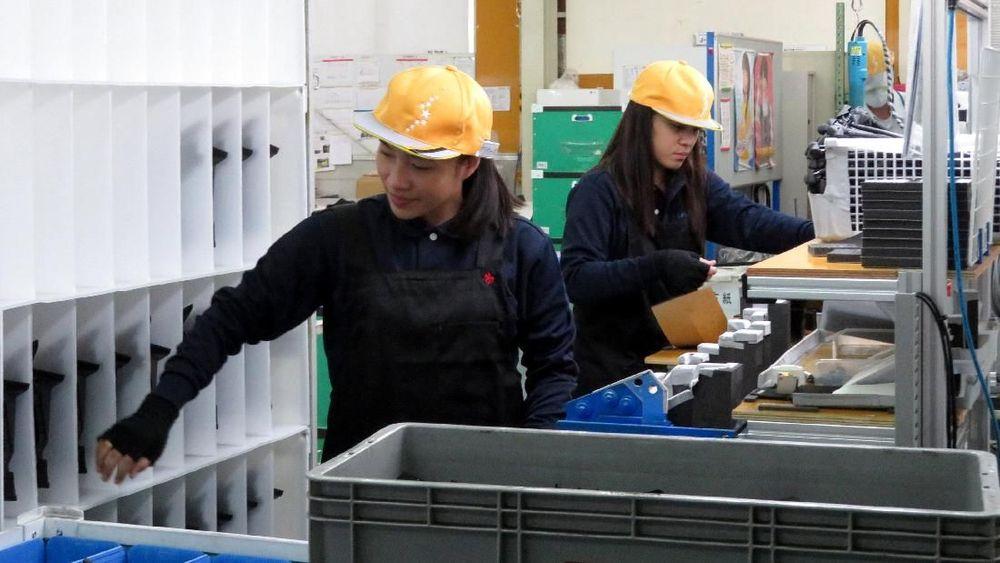 Kota pedesaan yang memiliki lebih dari 600 non-Jepang, sekitar 2 persen dari populasinya, yang telah menyusut lebih dari 10 persen sejak berdirinya kota ini pada tahun 2004. Reuters/Linda Sieg