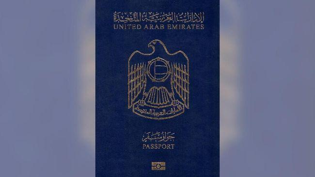 Geser Jerman, Paspor Uni Emirat Arab Terkuat di Dunia