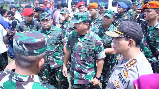 Kapolda Sebut Sebagian Warga Nduga Tolak Kehadiran TNI-Polri