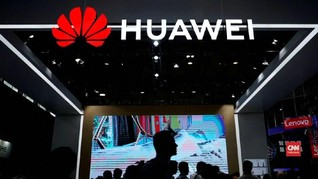 VIDEO: Petinggi Huawei Ditangkap di Kanada