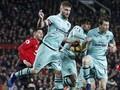 FOTO: Man United dan Arsenal Berbagi Angka di Old Trafford
