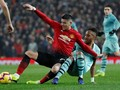 Manchester United vs Arsenal Imbang 2-2