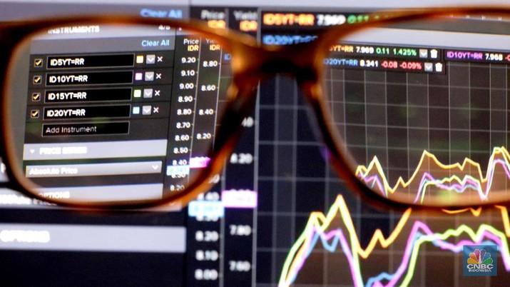 The Fed Diprediksi 'Kalem', Harga Obligasi RI Menguat