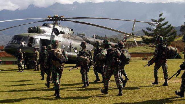 Aparat Temukan Lagi 1 Korban Tewas di Lokasi Penembakan Papua