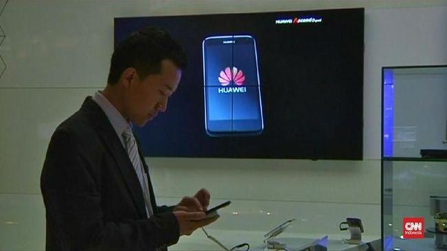 Ponsel Anyar Huawei Tak Dilengkapi Play Store, Youtube, Maps