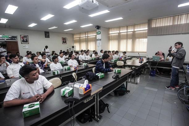 IoT Goes to UGM Yogyakarta