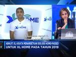 XL Axiata Rambah Bisnis Fixed Broadband