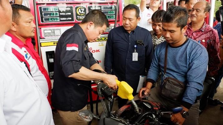 BBM Satu Harga, Bensin di Nias Sama Murah dengan Jakarta!