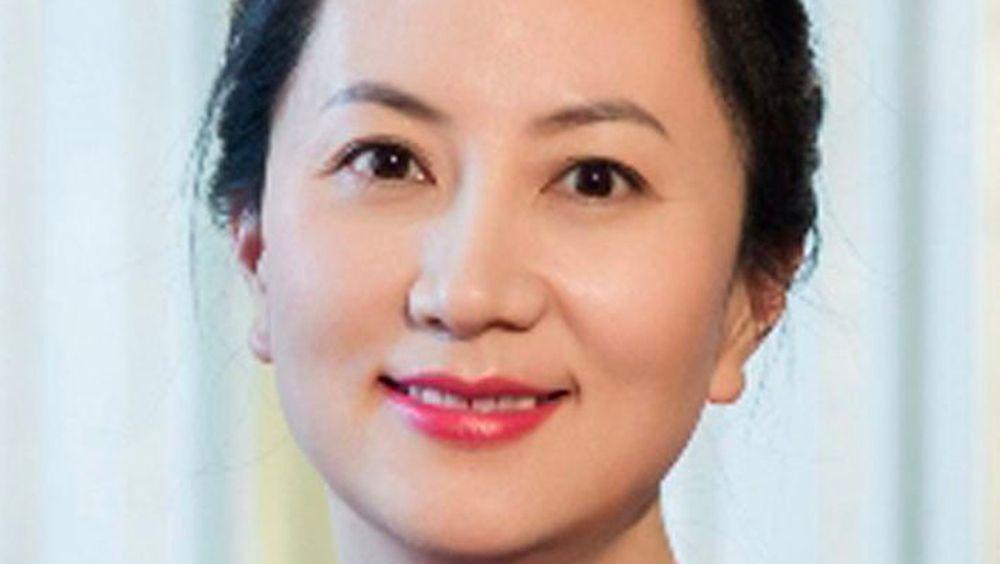 <p>CFO Global Huawei Meng Wanzhouditangkap terkait dengan dugaan pelanggaran sanksi AS.(Foto: Huawei)</p>