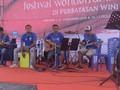 Lagu 'Kolam Susu' Ajak Pengunjung Festival Wini Jelajahi NTT