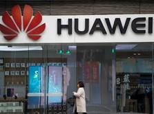 CFO Huawei Ditangkap, Eksekutif Perusahaan AS Hindari China