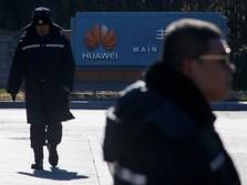 Trump Jegal Huawei demi Menangkan Persaingan 5G?