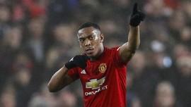Martial Sebut Lebih Mudah Dilatih Solskjaer Daripada Mourinho