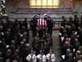 VIDEO: Perpisahan Intim Orang Terdekat dengan George HW Bush