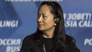 Putri Pendiri Huawei Gugat Pemerintah Kanada