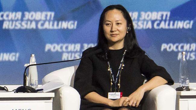 Petinggi Huawei Hadapi Tuduhan Penipuan di AS