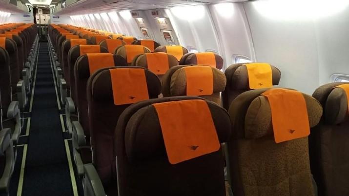 Penerbangan pesawat vintage garuda Indonesia (dok Garuda Indonesia)