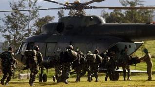 Pangdam XIV Kirim 600 Prajurit Bantu Keamanan Trans Papua
