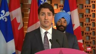 VIDEO: PM Kanada Bantah Campur Tangan Penangkapan Bos Huawei