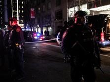 Alert! Penembakan di Times Square New York, 3 Orang Terluka