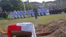 Pratu Sriwandi Meninggal Usai Ditembak KKSB Egianus Kogoya